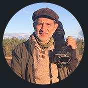 Naturfotograf Juan Aravena Banz fotokoncept